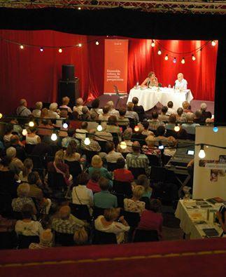 Rencontre avec le public à Spa le 7-8-2014