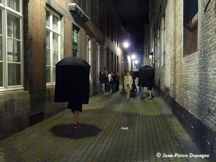 """""""Rue des Dames"""" à Namur en 2008"""